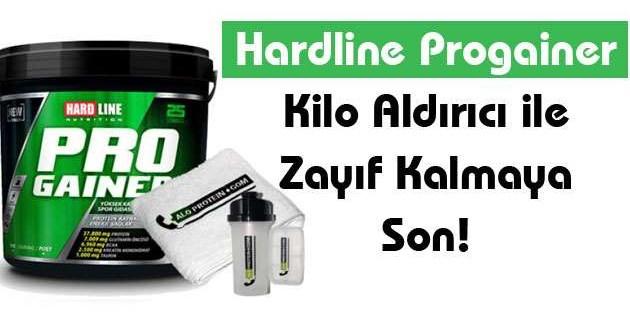 Hardline Progainer Kilo Aldırıcı Ile Zayıf Kalmaya Son Bitlis Haber